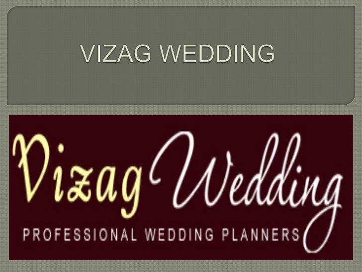 Vizag weddings
