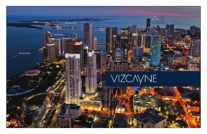 Vizcayne projects