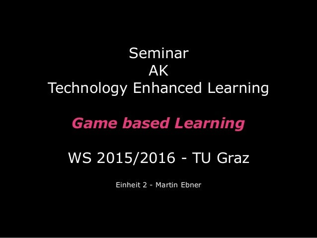 Seminar 