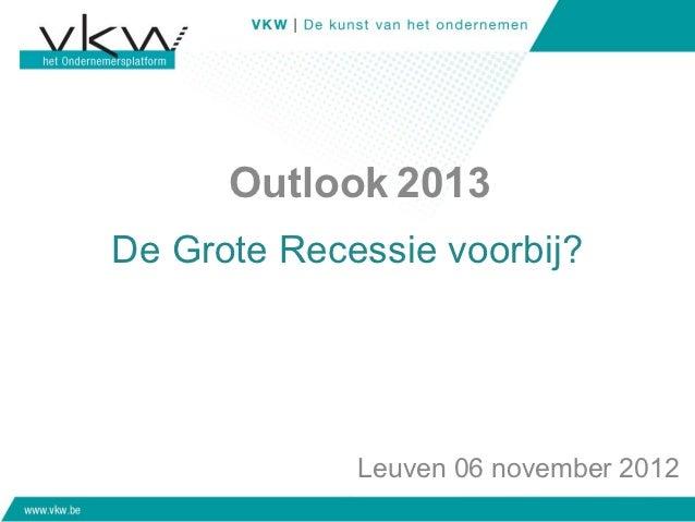 Vkw outlook 2013   06 november 2012