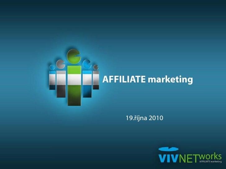 Affiliate Marketing - Vladan Hejnic