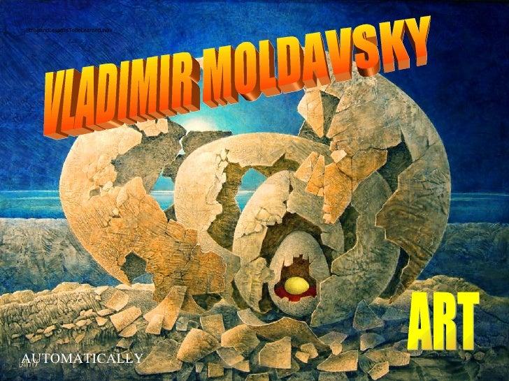 Vladimir Moldavsky Art Glb