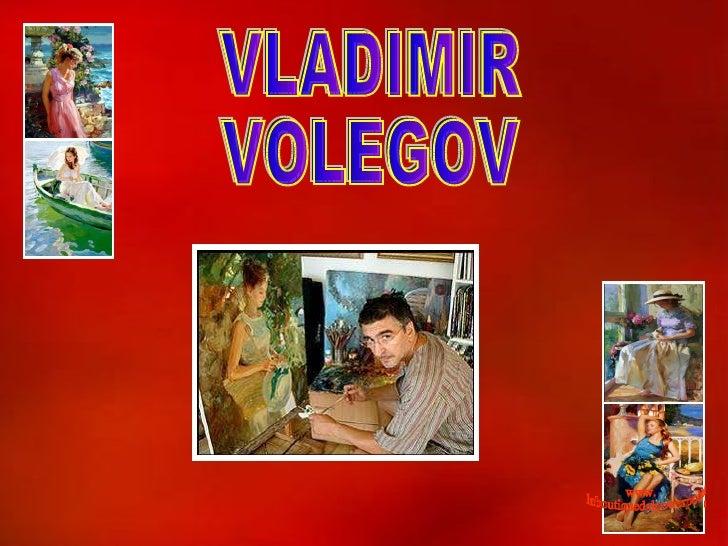 Vladimir volegov