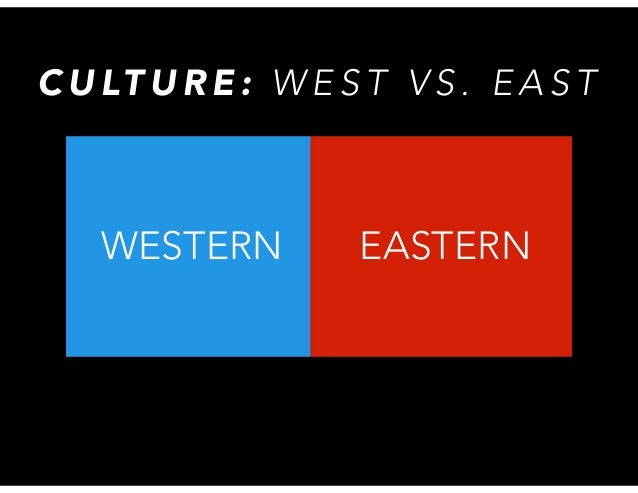 eastern vs western parenting Want to learn about eastern culture vs western culture browse difference between for a brief account of major differences between eastern and western culture.
