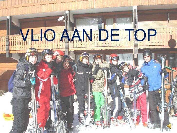 VLIO AAN DE TOP<br />