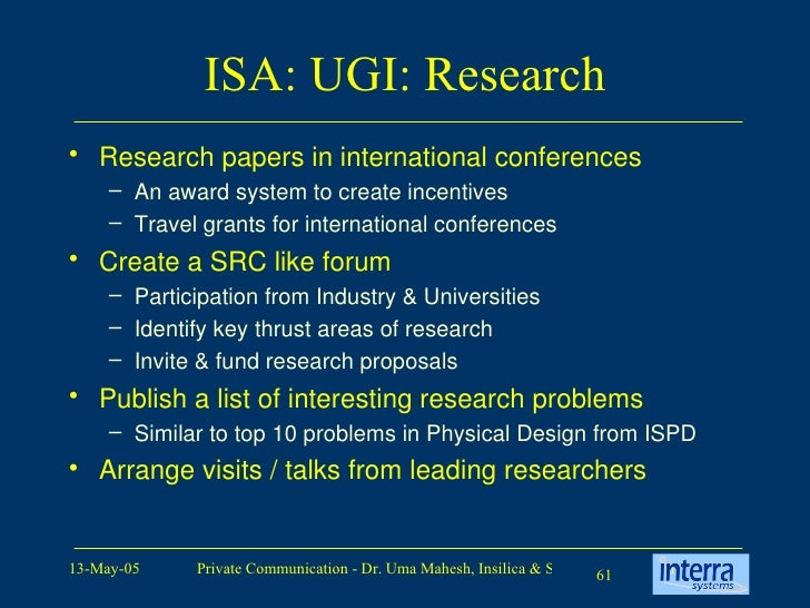paper on problems with educational research Get an answer for 'what are some good topics for research in the classroom or educational fieldwhat are some good topics for research in behavior problems.