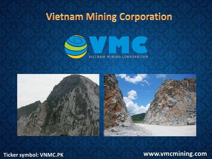 Vmc Mining