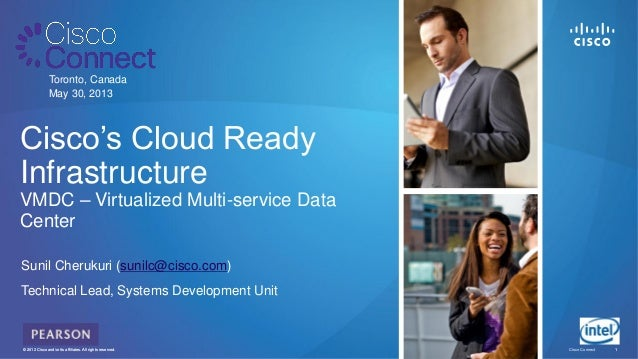 Cisco's Cloud Ready Infrastructure