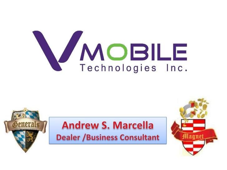 Vmobile Presentation (Andrew Marcella)