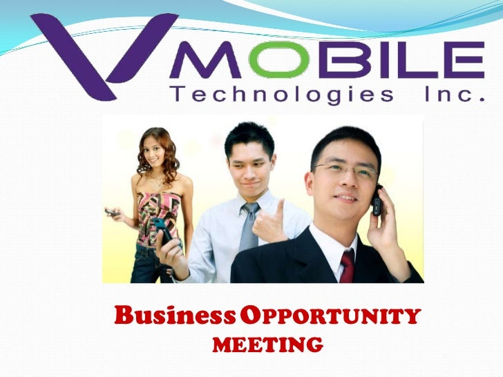 BusinessOPPORTUNITY<br />MEETING<br />
