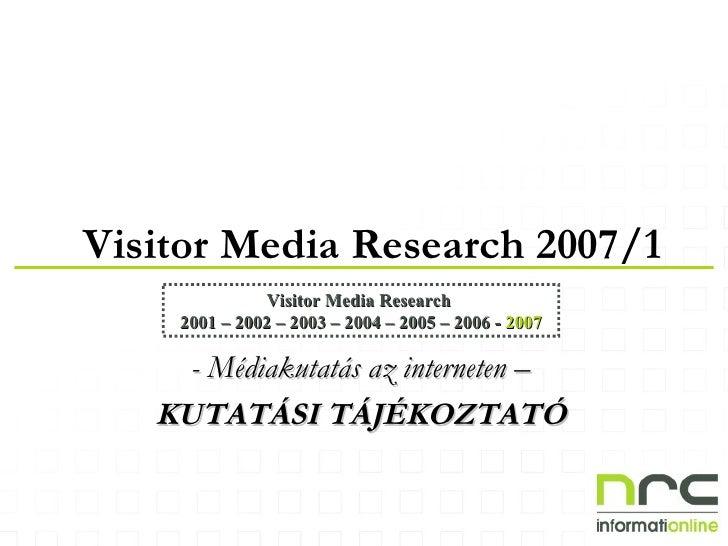 Vmr2007 1 Oldal.Info 1