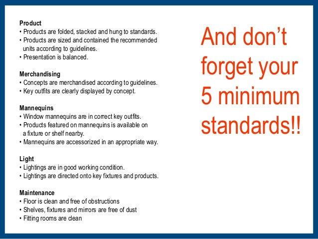 Supermarket Training Manual
