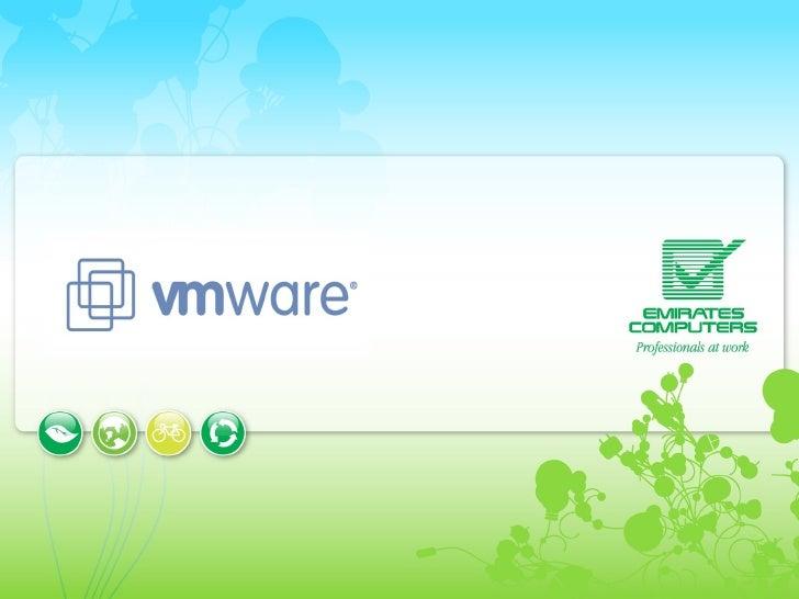 Vmware 101