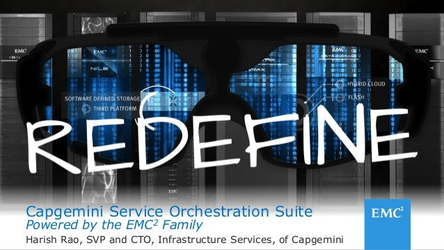 Capgemini and VMware Collaborate to Create a Unique Service Orchestration Platform