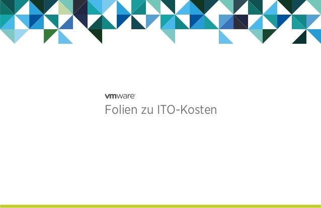 Folien zu ITO-Kosten