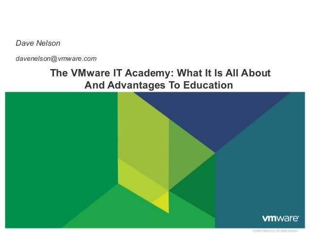 Vmware overview part2