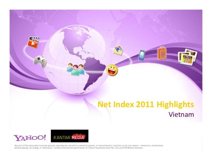 Net Index 2011 Highlights                                                                                                 ...