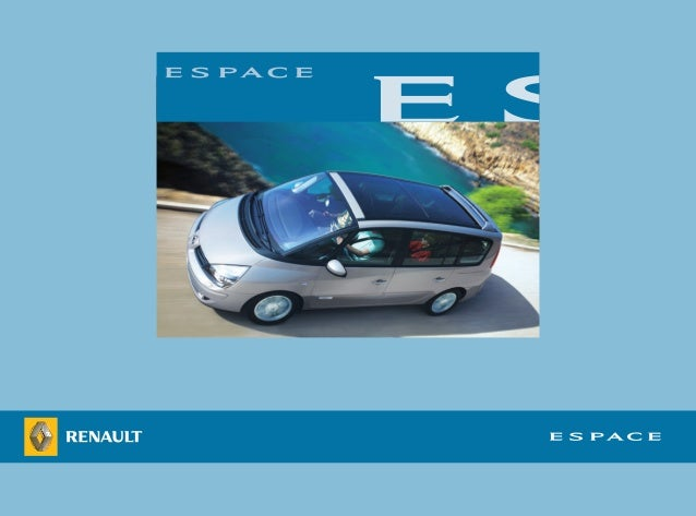 Renault Scenic Workshop Service Repair Manual Download