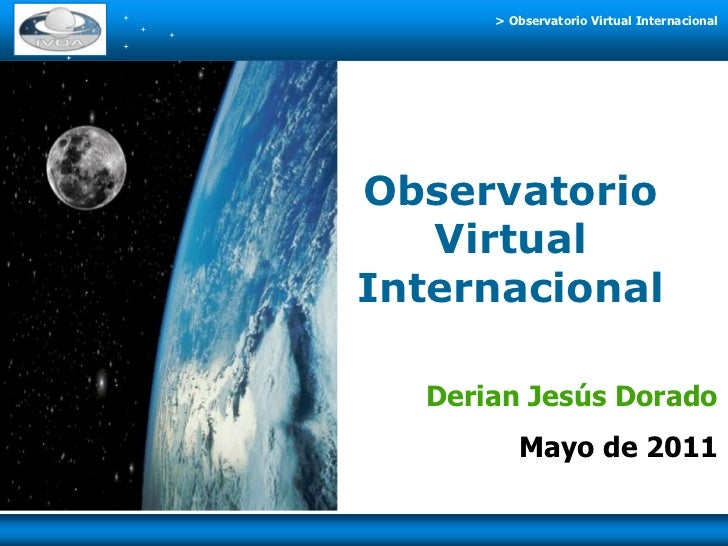 Observatorio Virtual Internacional