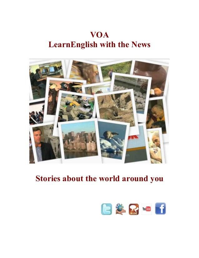 VOA stories