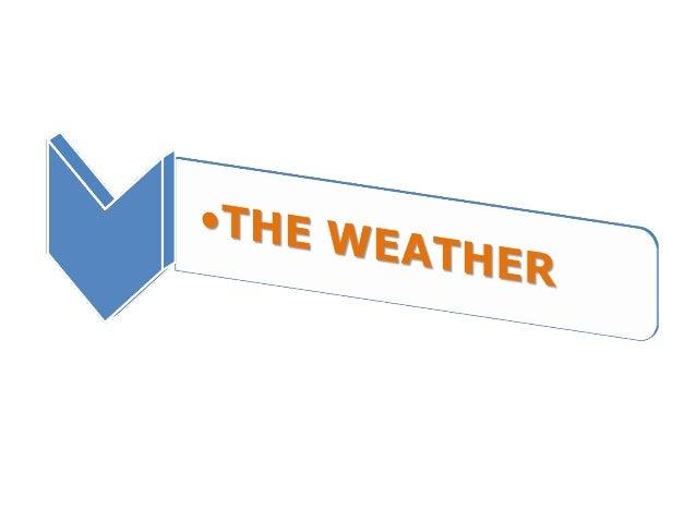 Vocab weather-season-camping