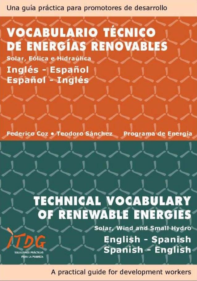 diccionario tecnico mecanico ingles espanol: