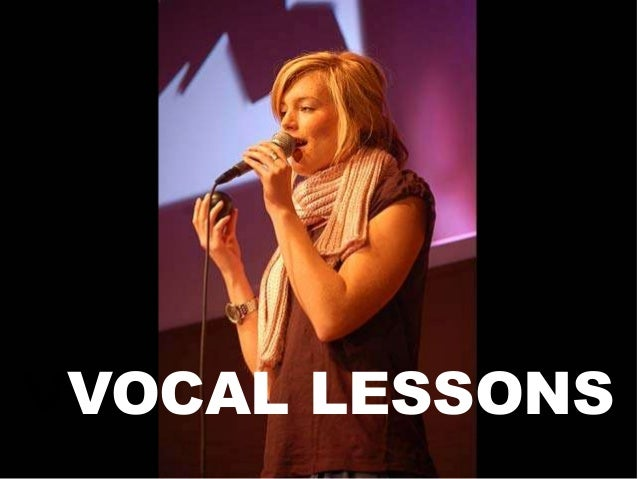 VVOCAL LESSONS