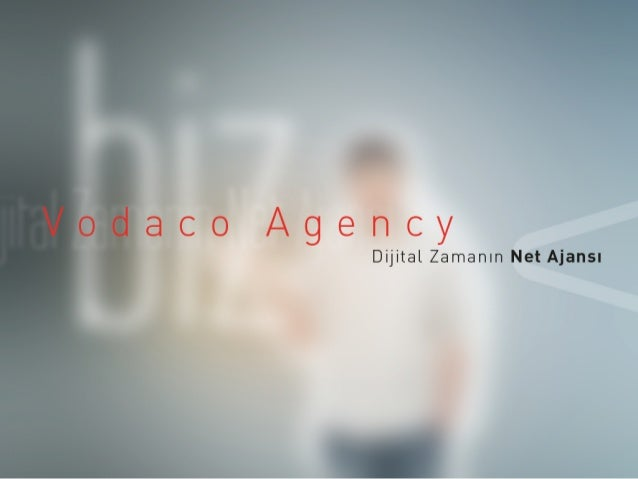 Vodaco Agency Credentials