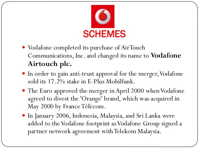 marketing research on vodafone plc The aim of this report is to research into the vodafone group and their entry into the indian market the research was carried out of vodafone international strategy of the vodafone group plc contents i have selected vodafone group plc which is the world's leading mobile.