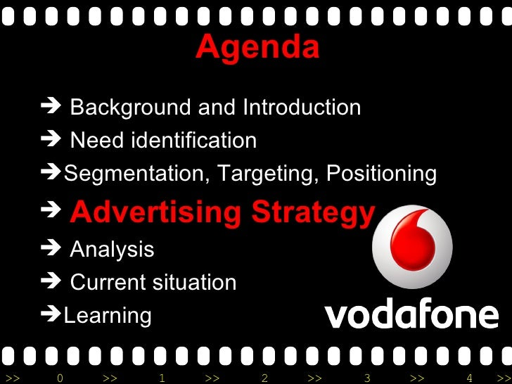 vodafone demographic segmentation Find out what makes b2b market segmentation different and the classification data on questionnaires provides demographic data while questions in the body of the.