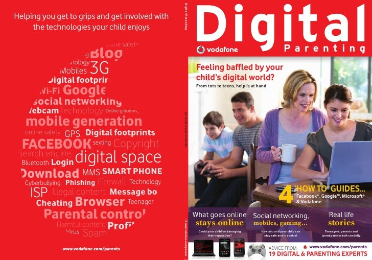 Digital                                          Pa renting Feeling baffled by your child's digital world? From tots to te...
