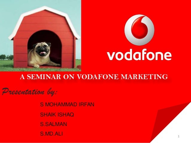 Vodafone case study analysis