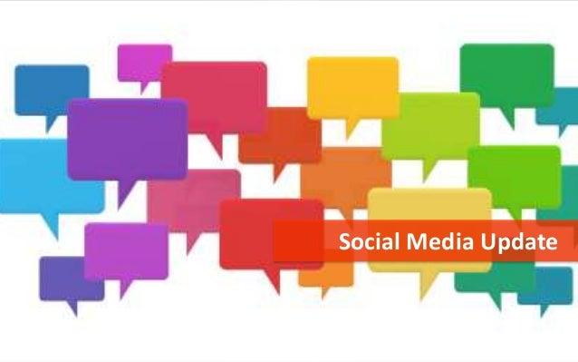 Social Media Update