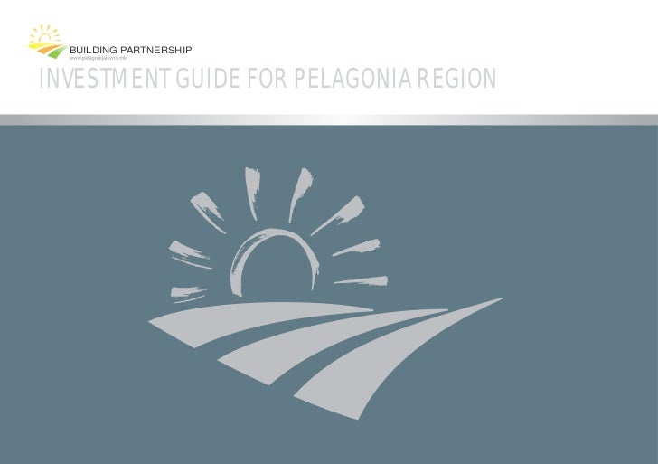 BUILDING PARTNERSHIPINVESTMENT GUIDE FOR PELAGONIA REGION