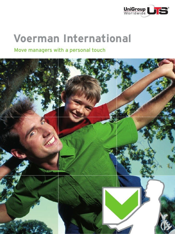 Voerman International Move managers with a personal touch