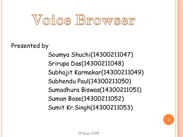 Presented by Soumya Shuchi(14300211047) Srirupa Das(14300211048) Subhajit Karmakar(14300211049) Subhendu Paul(14300211050)...