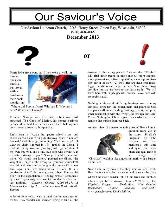 December 2013 OSLC Newsletter
