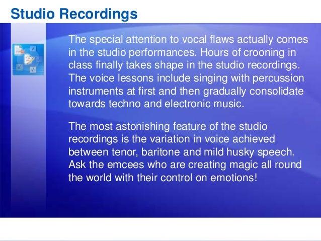 Voice lesson concepts from nashville voice trainers
