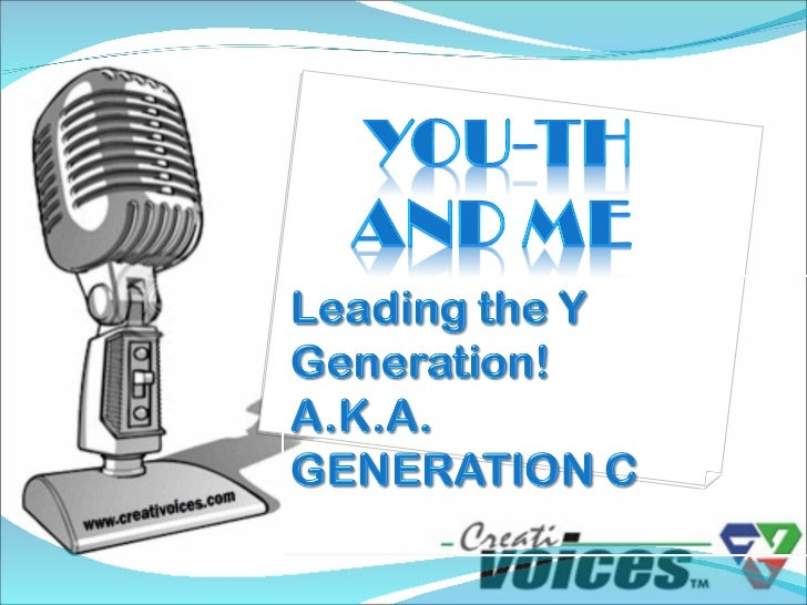 Voice Of The Youth Network www.voty.org