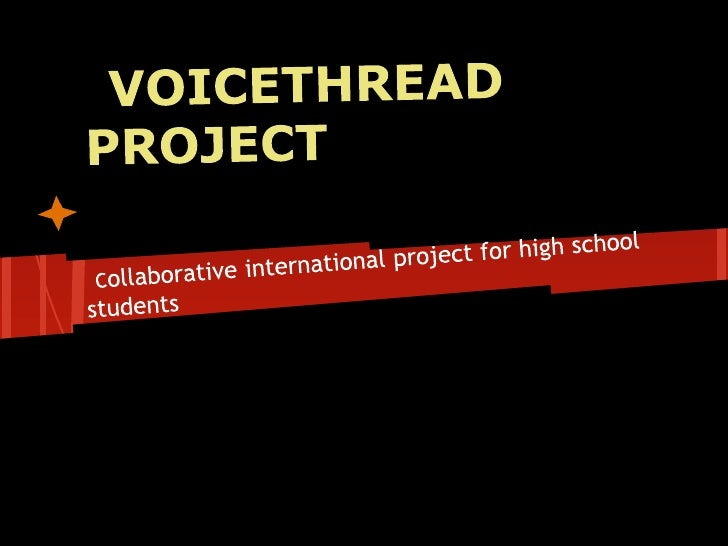 VoiceThread Project