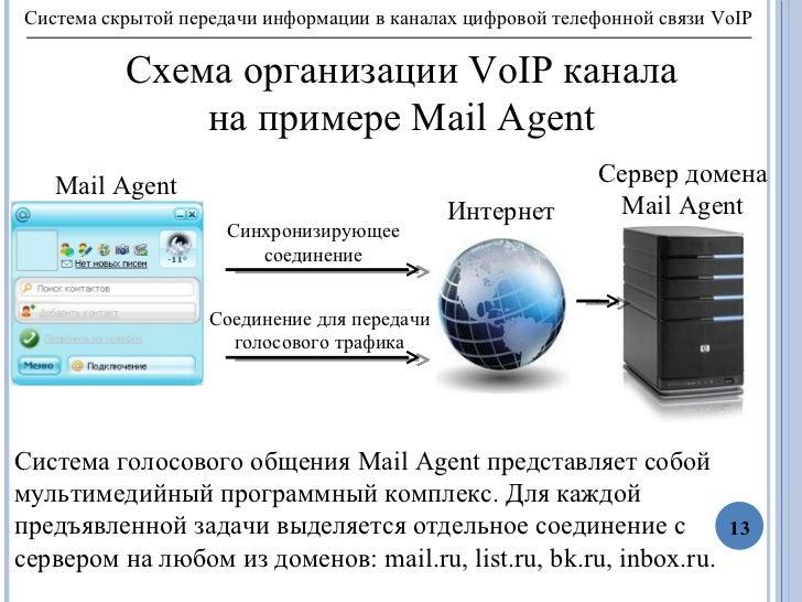 примере Mail Agent Система