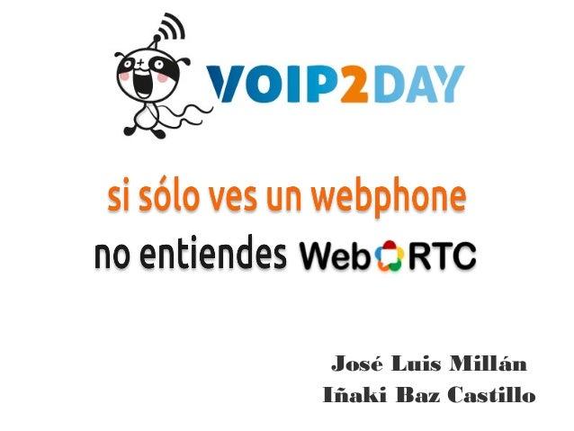 WebRTC Synopsis