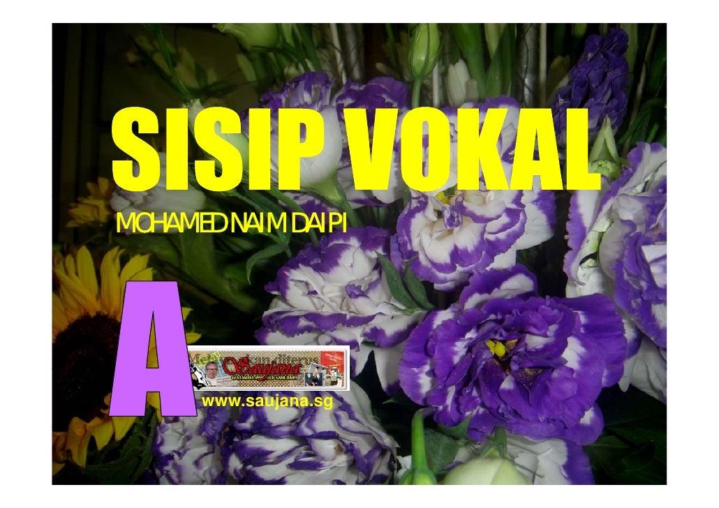 MOHAMED NAIM DAIPI           www.saujana.sg