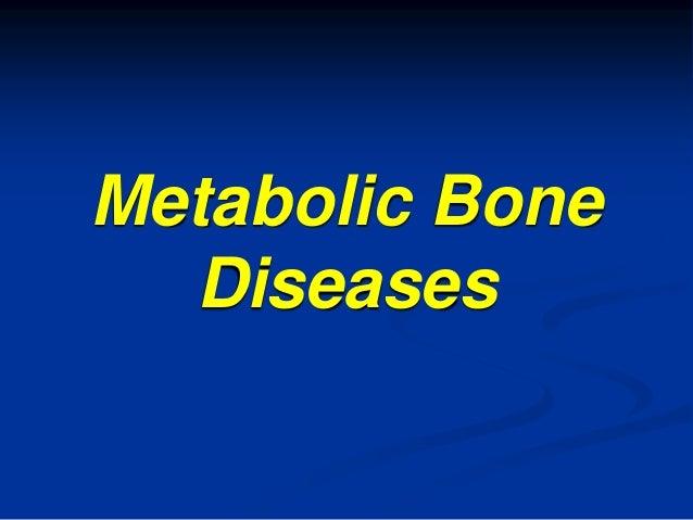 Vol 19 metabolic