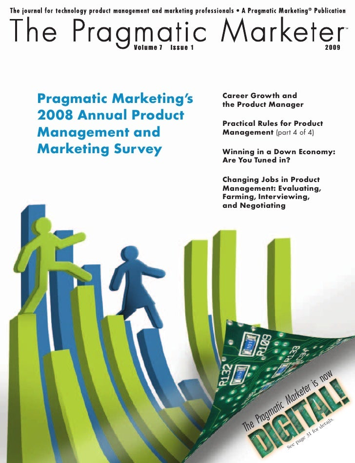 The Pragmatic Marketer Volume 7 Issue 1