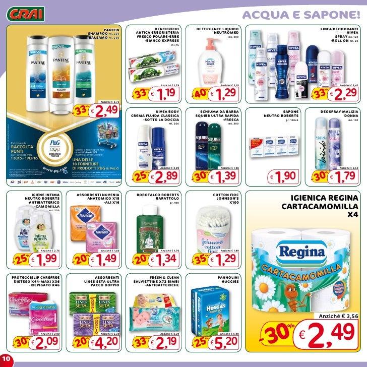Tecnica prezzi acqua e sapone volantino offerte for Volantino acqua e sapone l aquila