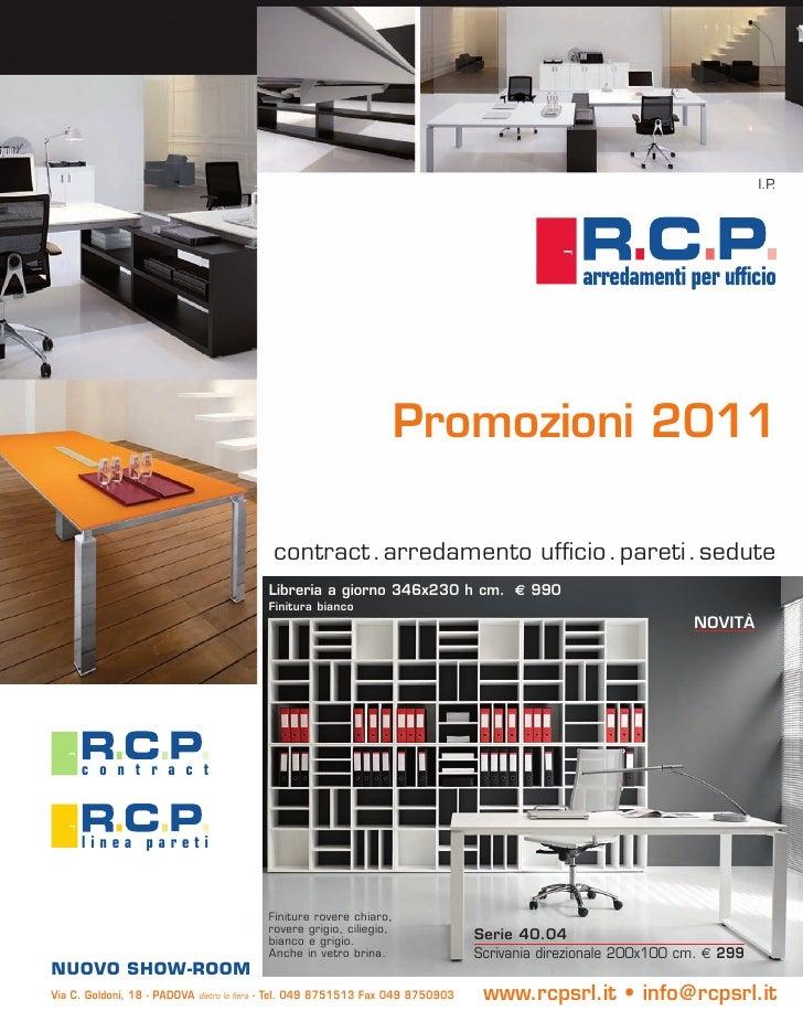 I.P.                                                                             Promozioni 2011                          ...