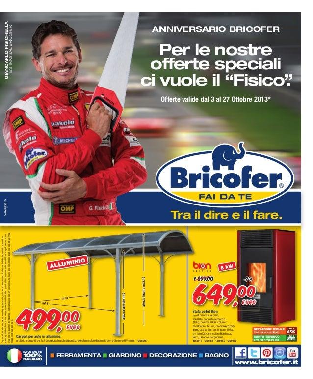 Ottobre 2013 Bricofer Cangianiello