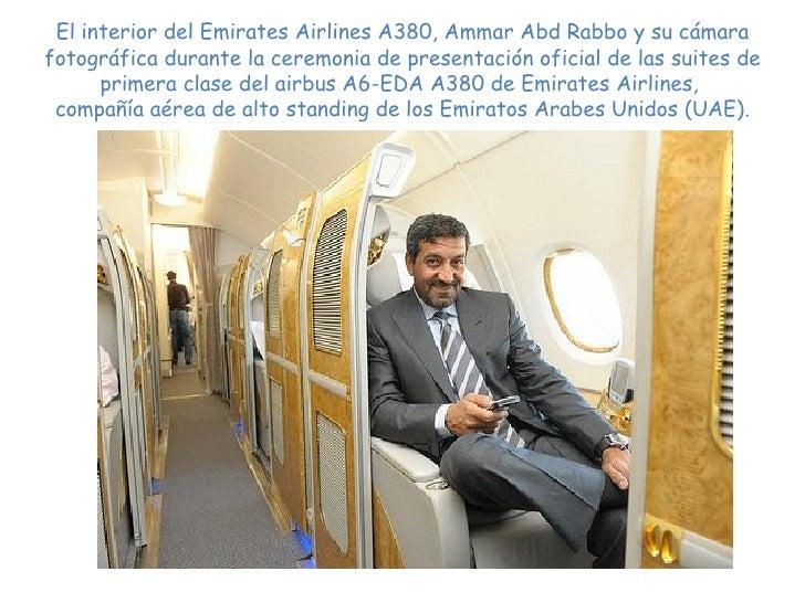 Volar Con Los Emiratos Arabes