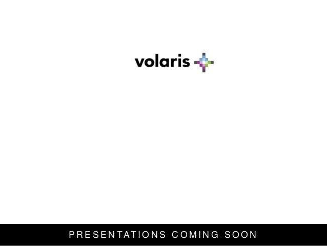 Volaris Presentation Placeholder